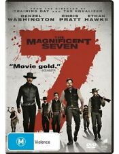 The Magnificent Seven (DVD, 2016)
