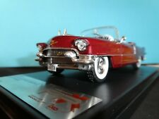 Cadillac Eldarado Biaritz 1956 in Bordeaux Red Premium  IXO New issue1:43