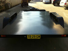 Car Trailer brand new Tandem axle 12X6.6FT 2T ATM  14FT 15FT 16FT ALSO