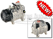 A/C Compressor for BMW 228i 320i 328d 328i 428i 528i 535d 740Ld & X5 - NEW