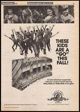 KIDS INCORPORATED__Original 1984 Trade print AD/ TV series promo__MARTIKA_FERGIE