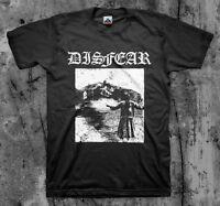 DISFEAR 'Defenders' T shirt Doomriders Victims D-Beat