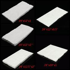 Keramikfasermatte Hochtemperatur Isoliermatte Matte Isolierung Aluminiumsilikat