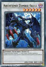 BLLR-EN058 Archfiend Zombie-Skull Ultra Rare 1st Edition Mint YuGiOh Card
