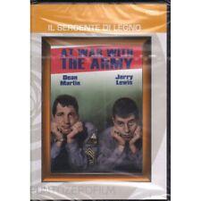 Il Sergente Di Legno DVD Jerry Lewis / Dean Martin Sigillato 8033406160612