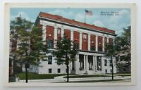 Postcard IN Indiana Terre Haute Masonic Temple Unposted