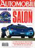 magazine automobile: L'automobile N°532 octobre 1990 salon bis