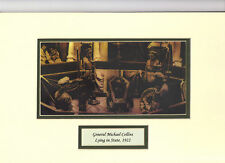 Irish History Collection Michael Collins Lying in State 1922  A4