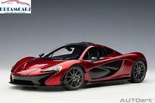 AUTOart 76062 1:18 McLaren P1 - Volcano Red