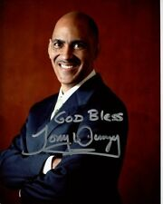 TONY DUNGY Signed Autographed Photo