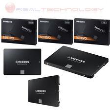 "SSD SOLIDO INTERNO SAMSUNG 860 EVO 250GB-500GB-1TB-2TB, 2.5"" SATAIII Nero/Grigio"