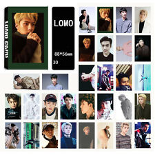 30pics set EXO FOR LIFE LOMOCARDS KPOP CARD SEHUN SE HUN TYPE4