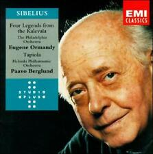 "Sibelius: Lemmink""inen Suite; Tapiola (CD, Jun-1994, EMI Music Distribution)"