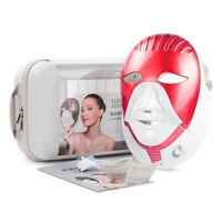Facial LED Light Therapy Face Mask Skin Rejuvenation Anti-aging Beauty Device
