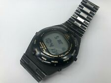Seiko Speed Master A828-4019 Giugiaro Design Quartz 1980s Vintage Men's Watch