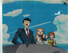 El Hazard: The Wanderers (1995 TV Anime) Animation Production Multi-layer Cel