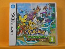 *ds POKEMON RANGER Guardian Signs (NI) Lite DSi 3DS PAL UK