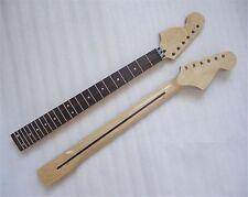 24 Frets maple Reverse Headstock Electric Guitar Neck rosewood fingerboard