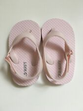 Nwot Light Pink Old Navy Baby Girl sandals Size: 4