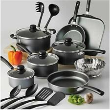 Nonstick Cookware Set Pots And Pans Kitchen Utensil 18-Pcs NEW