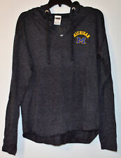 Victoria's Secret PINK Pullover Tunic Hoodie University of Michigan Small