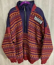 Spyder US Ski Team Mens Ski Jacket Thinsulate 1/4 Zip Size Large