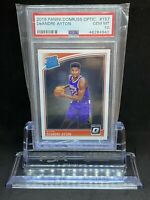 🔥2018 Panini Donruss Optic DEANDRE AYTON #157 RC Rookie PSA 10📈🔥