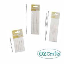 2 Size Sewing Needles, Pins & Pincushions