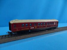 Marklin 346/3  4010 Sleeping car red vers. 7  OVP