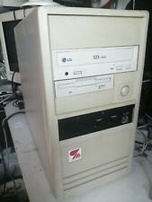 torre intel pentium 150mhz / 16mb ram / windows 98