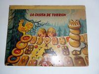 HANSEL AND GRETEL POP-UP BOOK BEAUTIFUL SPANISH MEGA RARE !! 1961