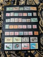 French Colonies Indo-China Vietam Stamp Collection - Used - 2 Scans - Y90