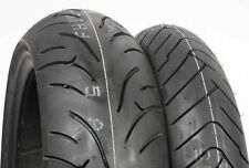 BRIDGESTONE BATTLAX BT023 PAIR 120/70-17 + 160/60-17 FREE POST MOTORCYCLE TYRES