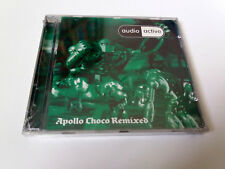 "AUDIO ACTIVE ""APOLLO CHOCO REMIXED"" CD 7 TRACKS PRECINTADO SEALED"