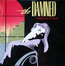 The Damned - Thanks For The Night  / UK Original 12inch / DAMNED 1T / Near Mint