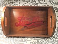 Vintage Wooden Pepsi Cola Tray Wall Hanging Home Decor Collectible Rare HTF