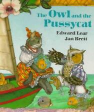THE OWL AND THE PUSSYCAT - LEAR, EDWARD/ BRETT, JAN (ILT) - NEW HARDCOVER BOOK