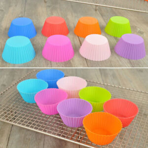 Mini Silicone Cup Cake Pan Mold Muffin Cupcake Form to Bake Kitchen Tools Soft