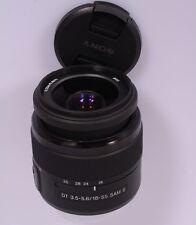Sony Alpha SAL18552 18-55 mm F/3.5-5.6 SAM II DT Objektiv