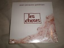 cd single promo goldman les choses neuf sous blister