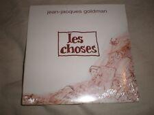LES CHOSES - GOLDMAN JEAN-JACQUES (CD SINGLE)