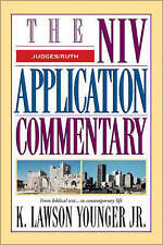 Judges: Ruth (NIV Application Commentary S.): The Niv Application Commentary: fr