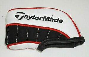 TaylorMade 5 Iron Golf Head Cover White Red