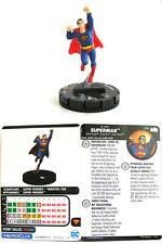 Heroclix - #066 Superman-Chase rare-DC Batman The Animated Series