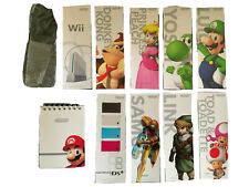 Nintendo Promotional Notebook + Bookmarks Promo Mario Donkey Kong RARE VINTAGE