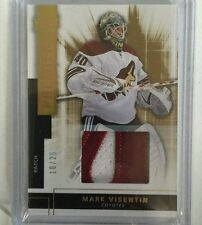 2014-15 Premier Mark Visentin Patch /25 Upper Deck SP 14/15.