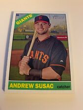 2015 Topps Heritage #31 Andrew Susac San Francisco Giants