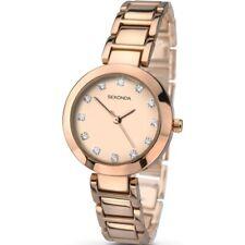 Sekonda Ladies Rose vergoldet Uhr 2066-x-snp