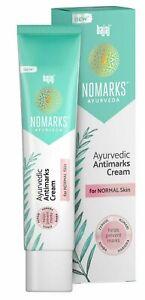 **NEW** X2 25g NOMARKS AYURVEDIC HERBAL ANTIMARKS CREAM FOR NORMAL SKIN 25g uk