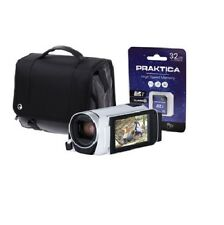 Canon Legria HF R806 Camcorder Kit inc 32GB SD Card and Case - White ,London